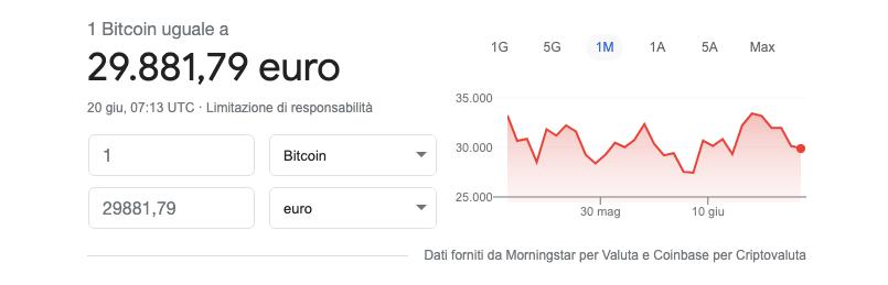 motore di ricerca bitcoin)